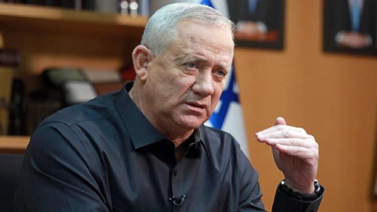 جلسه اضطراری بنی گانتس در پی فرار اسرای فلسطینی