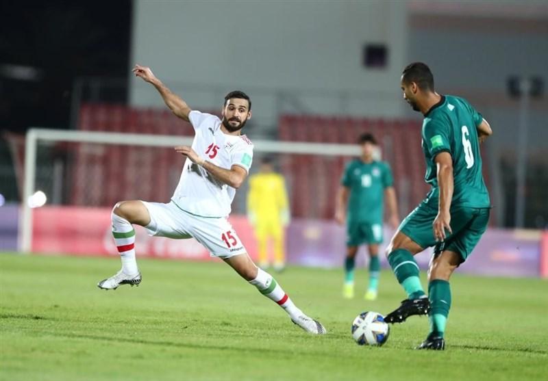 اسامی غایبان دیدار تیمهای ملی فوتبال ایران و عراق