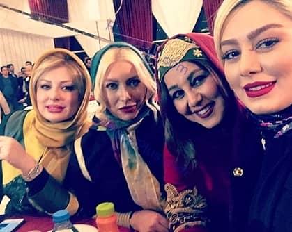 استایل های عجیب و غریب بازیگران زن در یک مهمانی / عکس