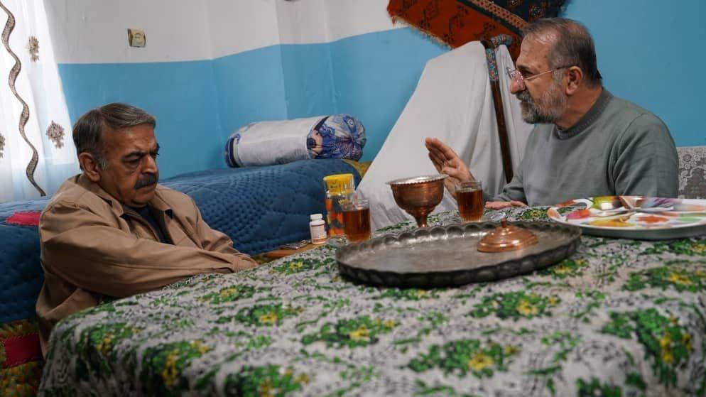 حمید لولایی و مرجانه گلچین میهمان «سریالیست» میشوند