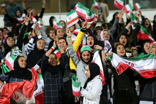 تاکید اینفانتینو بر حضور زنان در استادیوم