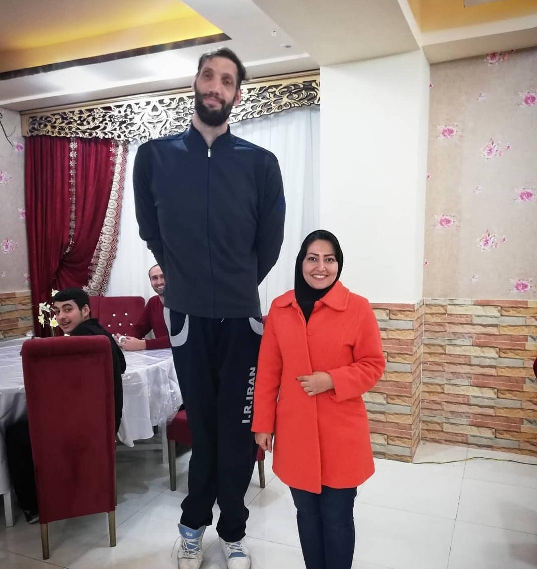 همسر مرتضی مهرزاد