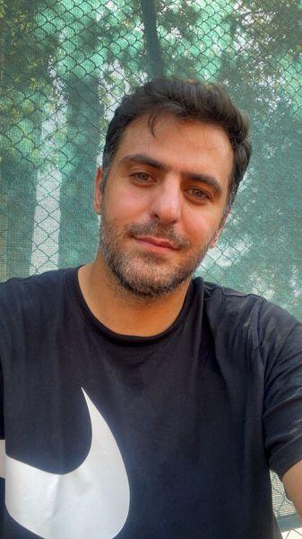 سلفی ورزشکاریِ علی ضیا /عکس