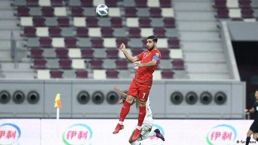 ادامه پس لرزه برد ایران برای بازیکنان عراق