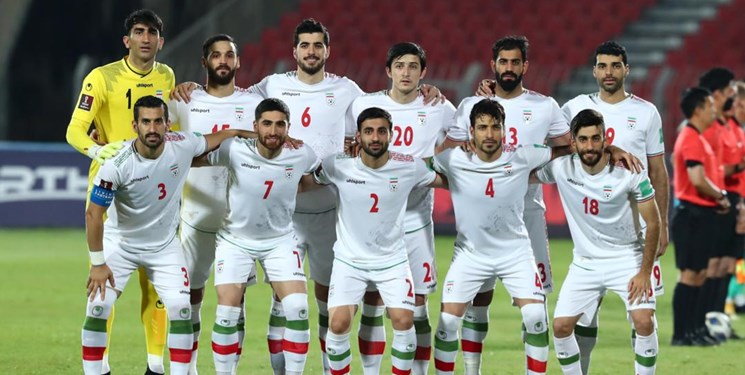 دیدار تیم ملی فوتبال با تماشاگر شد