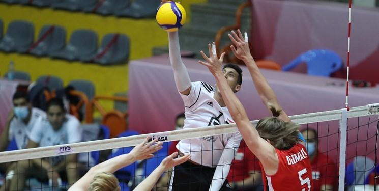 جایگاه نهایی بلژیک در والیبال نوجوانان جهان
