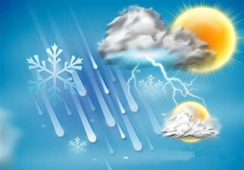 وضعیت آب و هوا در 11 شهریور ماه/عصر جمعه باران مهمان آسمان شرق کشور میشود/وضعیت