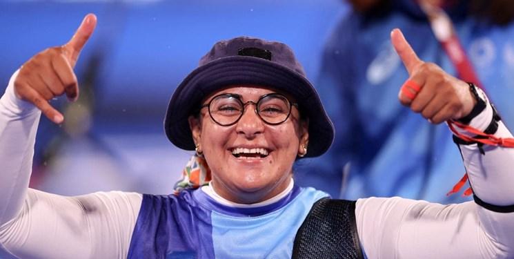 افتخاری دیگر برای زهرا نعمتی در پارالمپیک توکیو