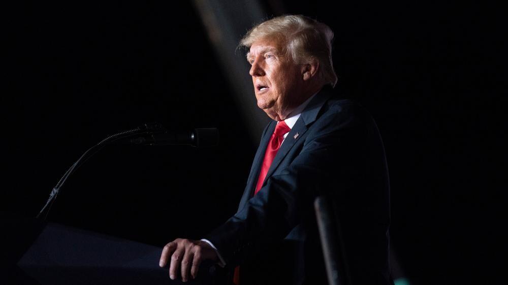 طالبان؛ بهانه ترامپ برای بازگشت به توئیتر