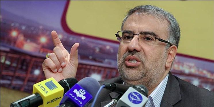 وزیر نفت ایران، جهان را تهدید نفتی کرد
