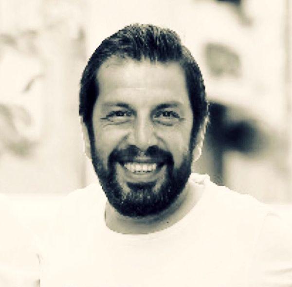 چهره همیشه خندان عباس جمشیدی فر /عکس