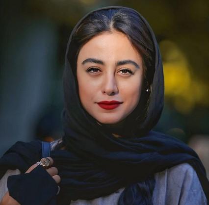 حال خوش خانم بازیگر جوان در این روزهای سخت ! /عکس