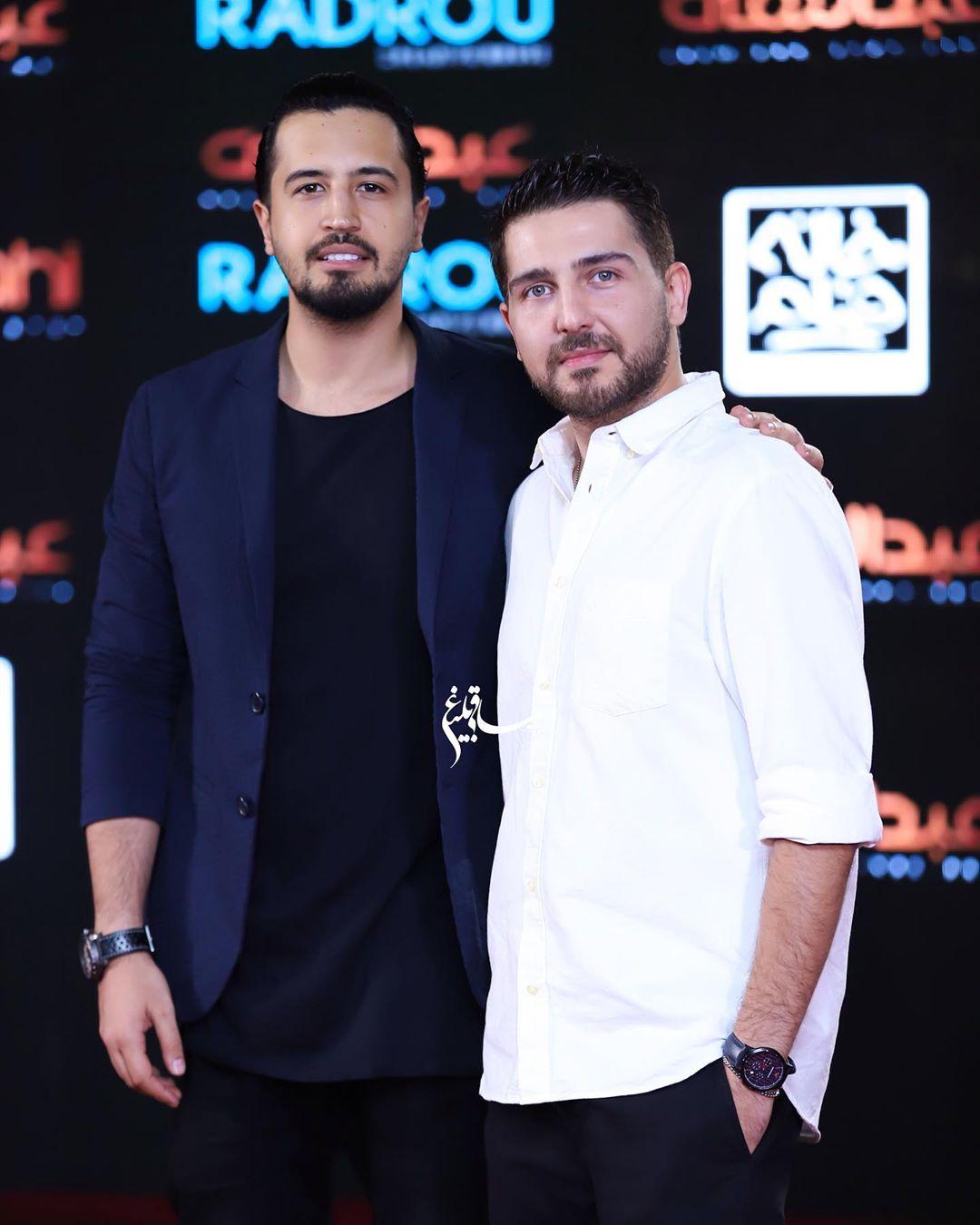 مهرداد صدیقیان و محمدرضا غفاری