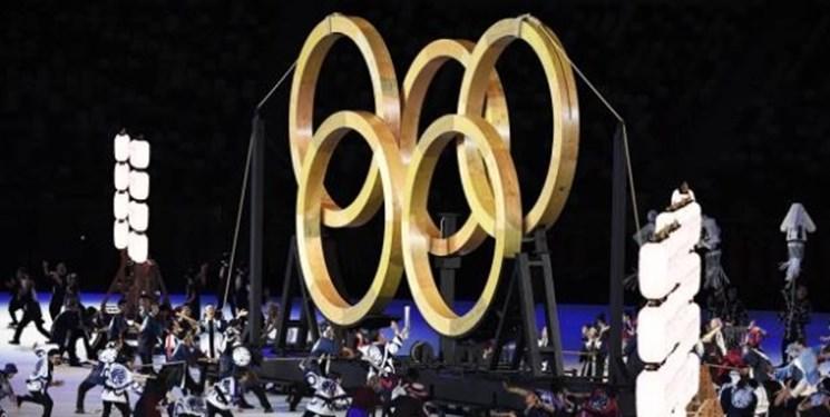 جدول مدال های المپیک 2020 در تاریخ 4 مرداد 1400