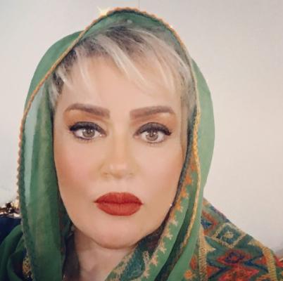 چهره دلربا و جدید نعیمه نظام دوست /عکس