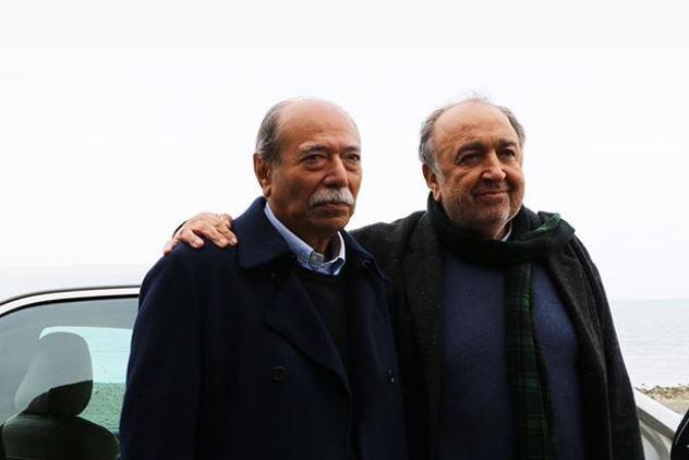 بهمن فرمان آرا و علی نصیریان