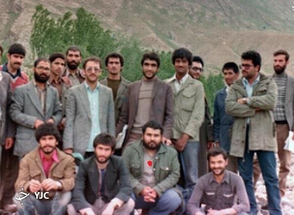 آقا سید حسن از ریاست هلال احمر تا ریاست ستاد کل نیروهای مسلح