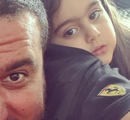 چهره محسن کیایی هم سانسور شد /عکس