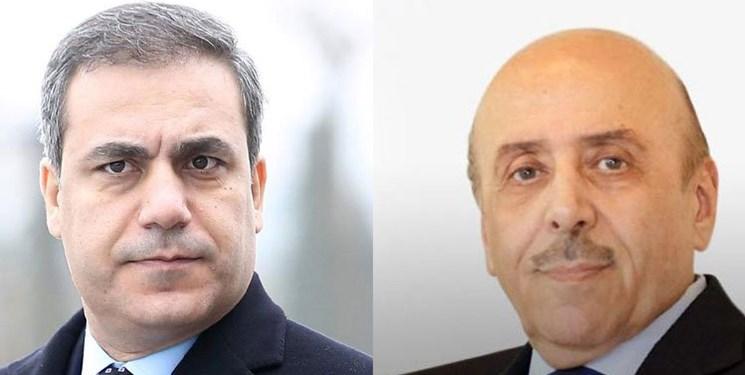 دیدار قریبالوقوع مقامات اطلاعاتی ترکیه و سوریه تکذیب شد