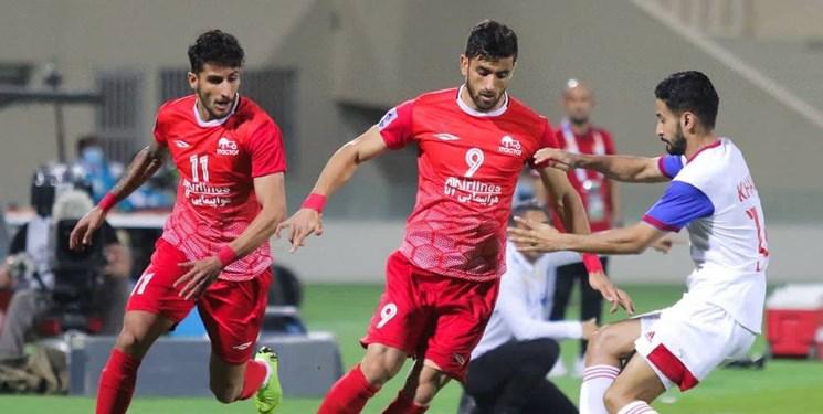 ورزشگاه بازی النصر عربستان و تراکتور تغییر کرد