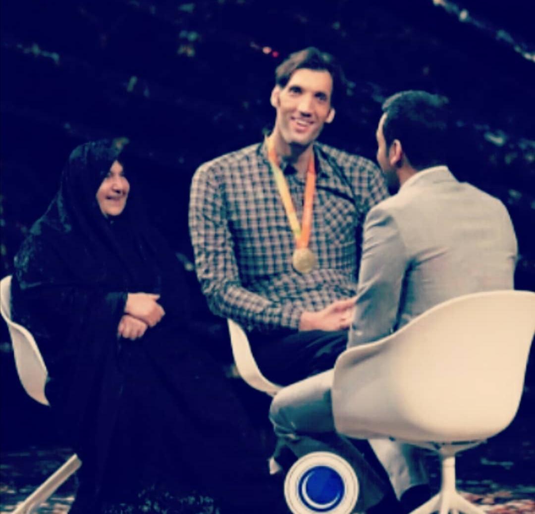 مرتضی مهرزاد در ماه عسل