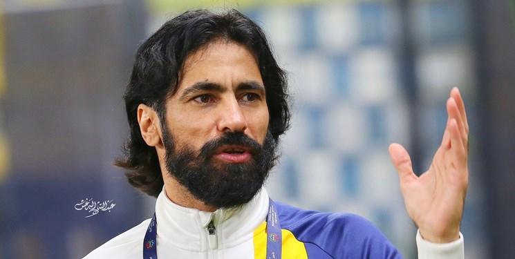 حسین عبدالغنی اسطوره النصر عربستان برای تراکتور خط و نشان کشید