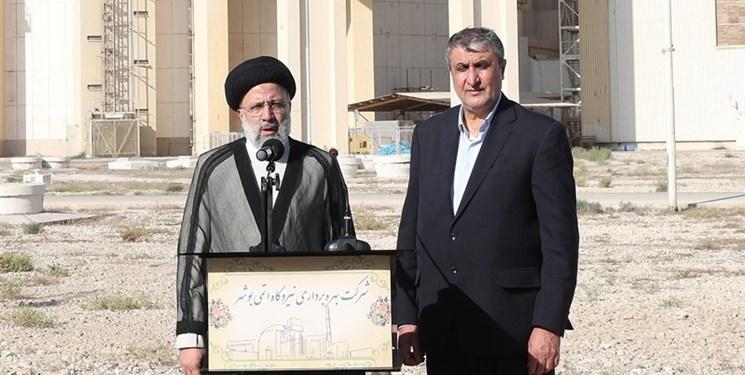 رئیسجمهور در نیروگاه اتمی بوشهر چه گفت؟
