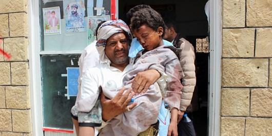 شورای امنیت کودک کُشی ائتلاف سعودی را متوقف کند