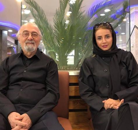 شبنم قلی خانی و پرویز پورحسینی