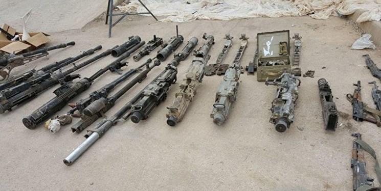 تجهیز داعش در عراق به تسلیحات آمریکایی در آستانه انتخابات