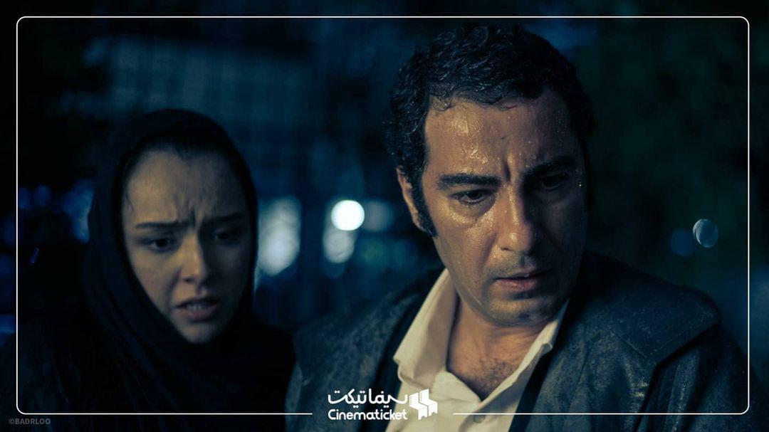 نخستین تصویر از ترانه علیدوستی و نوید محمدزاده در فیلم جدید+ عکس