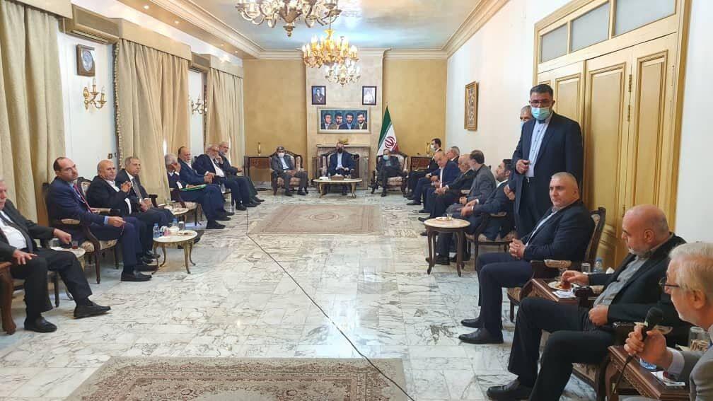 ایران در روزهای سخت، آماده حمایت و یاری لبنان است