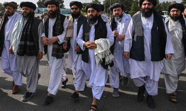 تفاوت طالبان از حرف تا عمل