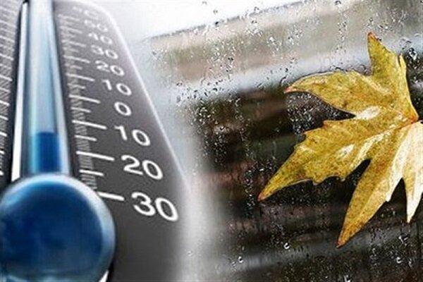وضعیت آب و هوا در ۱۵ شهریورماه/ بارش پراکنده باران در استانهای ساحلی دریای خزر