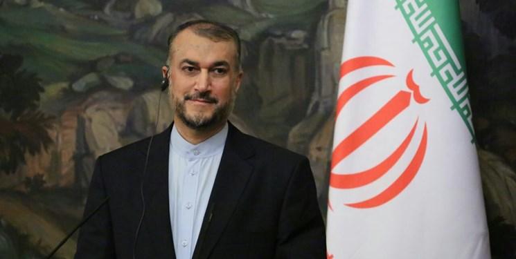 امیرعبداللهیان: حمایت از کشور مقاوم لبنان، وظیفهای اخلاقی است