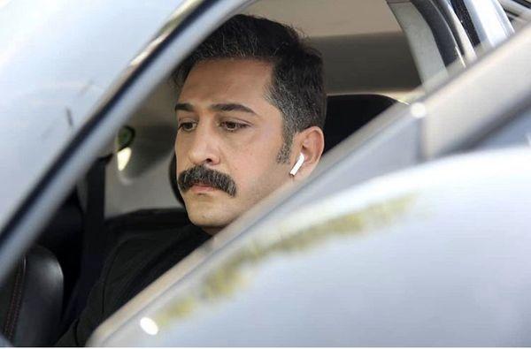 گریم وحید شیخ زاده در سریال گاندو /عکس