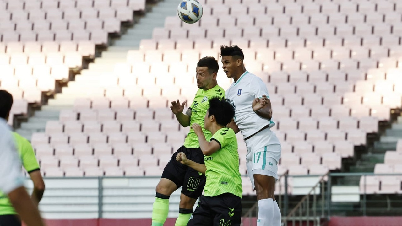 صعود چونبوک موتورز به یک چهارم نهایی لیگ قهرمانان آسیا