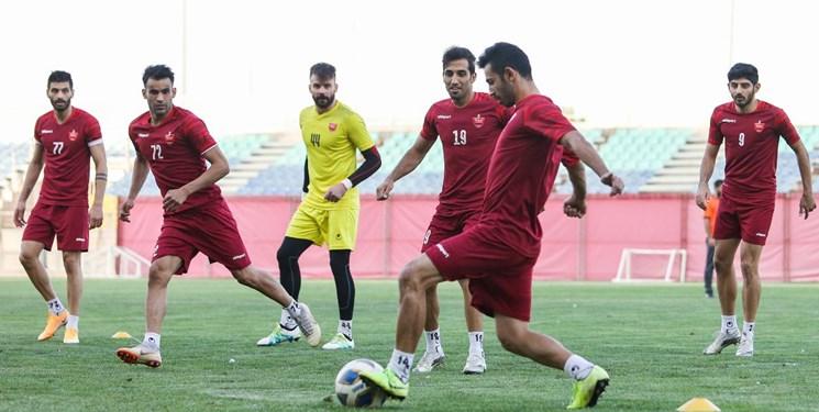 گزارش تمرین پرسپولیس/ حضور بازیکنان جدید در تمرینات سرخپوشان