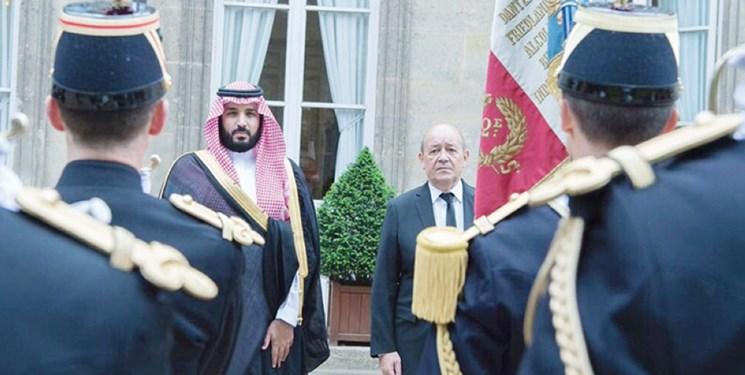 رایزنی وزیر خارجه فرانسه با محمد بن سلمان درباره پرونده هستهای ایران
