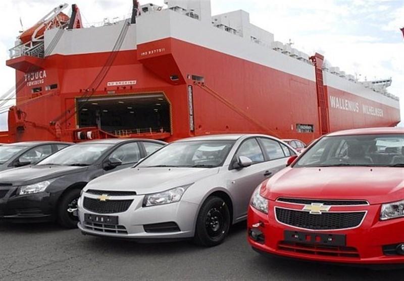 جدیدترین قیمت خودرو های وارداتی در بازار 11 مهر 1400+ جدول