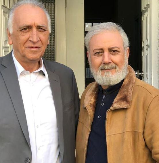 جلیل فرجاد و احمد نجفی