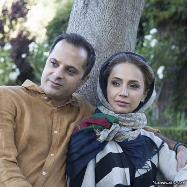 رونمایی شوهر شبنم قلی خانی از همسرش! /عکس
