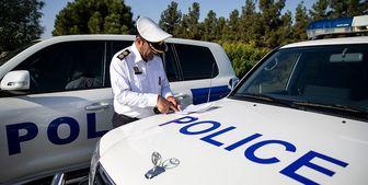 برخورد جدی پلیس با خودروهای فاقد پلاک