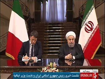 ایران و ایتالیا ۶ سند همکاری امضا کردند