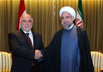 اولین سفر العبادی پس از تصدی پست به ایران