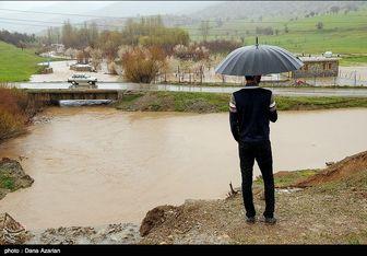 گردوغبار، طغیان و باران حال و هوای این روزهای خوزستان