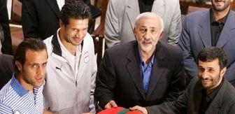 واکنش محمد دادکان به حضور علی کریمی در انتخابات فدراسیون فوتبال