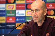 زیدان: من همیشه عضوی از رئال مادرید خواهم بود