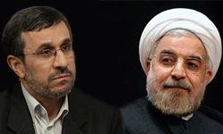 روحانی با احمدینژاد دیدار کرد