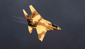 تجاوز هوایی رژیم صهیونیستی به مرز لبنان
